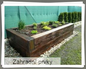 Zahradní prvky